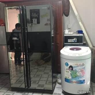 Quy trình sửa tủ lạnh side by side không vào điện