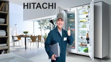 Tủ lạnh hitachi side by side hỏng cần gọi sửa ngay