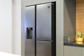 Sửa tủ lạnh side by side hitachi không làm đá tận nhà