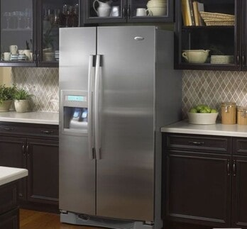 Sửa tủ lạnh Sharp side by side tại Hà nội 24/7_gọi 15p có thợ