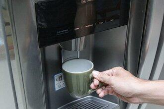 Sửa tủ side by side không bơm nước lạnh để tránh hư hỏng