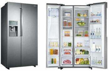 Sửa tủ lạnh Aqua side by side 24/7_Thợ giỏi Dứt điểm sau 15p