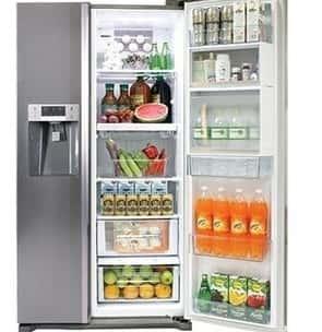Công ty sửa tủ lạnh side by side samsung ở hà nội 24/7