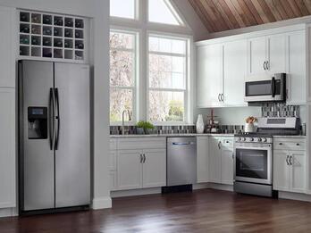 Sửa tủ lạnh Mitsubishi side by side tại nhà_Dứt điểm sau 15p