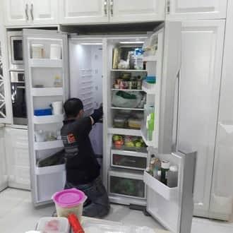 Tư vấn sửa tủ lạnh side by side không lên nguồn 24/7