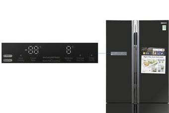 Sửa tủ lạnh samsung nháy đèn, báo lỗi ở màn hình