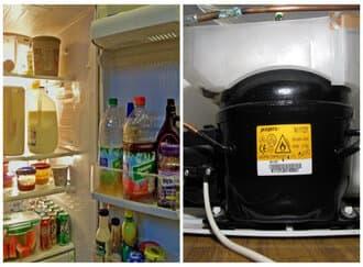 Sửa tủ lạnh side by side linh kiệnchính hãng