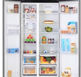 Sửa tủ lạnh side by side không bơm nước lạnh các loại
