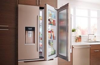 Sửa tủ lạnh side by side không chạy để tránh chập cháy