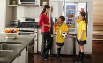 Bảo hành tủ lạnh side by side mất nguồn hiệu quả