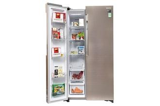 Bảo hành tủ lạnh side by side không chạy tại nhà hà nội 247