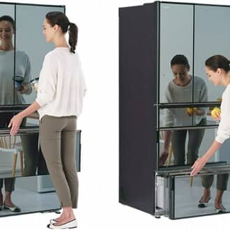 Tự sửa tủ lạnh side by side không làm đá đơn giản