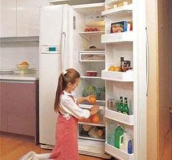 Tủ lạnh side by side rất đa dạng sử dụng tiện lợi