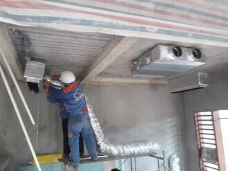 Chuyên tư vấn thiết kế và cung cấp điều hòa ống gió