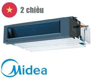 Điều hòa Midea cục bộ nối ống gió sang trọng hiện đại