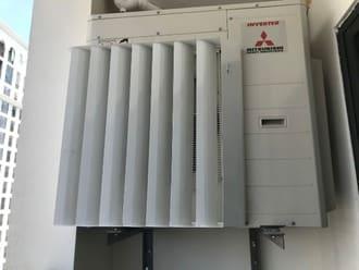 Điều hòa multi Mitsubishi dàn lạnh treo tường tiện lợi