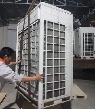 Lắp điều hòa trung tâm vrv cho các phòng 60m2