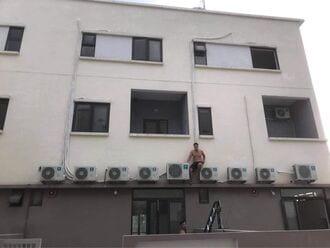 Lắp điều hòa treo tường cho trường học ở Hà Nội