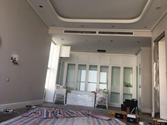 Lắp điều hòa multi daikin ống gió cho chung cư