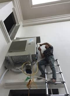 Chế độ cho thợ lắp điều hòa tại Sài Gòn