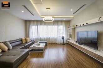 Lắp điều hòa multi cho phòng khách không kín