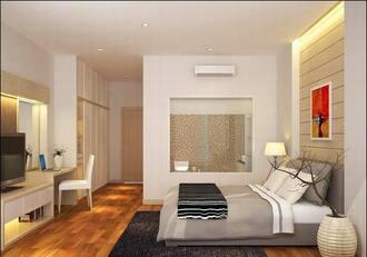 Lắp điều hòa Daikin multi treo tường cho phòng ngủ