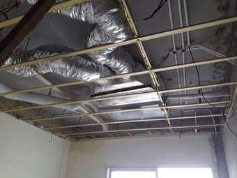 Lắp điều hòa ống gió cho phòng ngủ nhà biệt thự