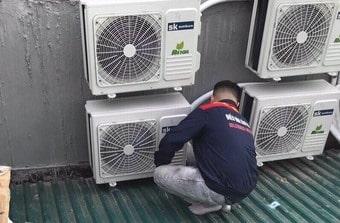 Nhận sửa điều hòa tại nhà giá rẻ gọi 15p là có thợ