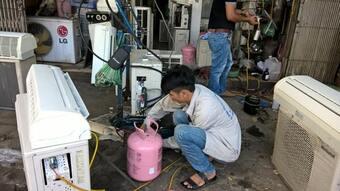 Sửa chữa điều hòa tại nhà - Dịch vụ sửa điều hòa Hà nội 247