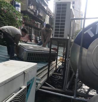 Thanh lý các loại điều hòa âm trần ống gió
