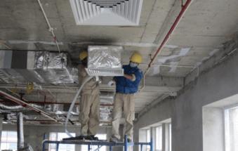 Thiết kế lắp điều hòa ống gió chuẩn chỉnh