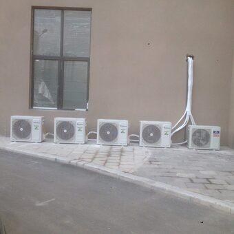 Thiết kế hệ thống thông gió điều hòa không khí
