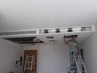 Thiết kế điều hòa ống gió cho nhà biệt thự