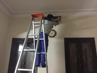 Nhận lắp điều hòa tầng 1 - Lắp điều hòa cho nhà cao tầng 247