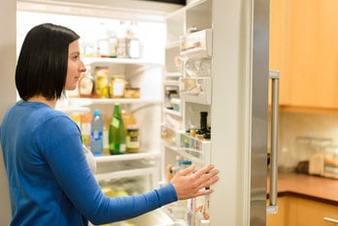 Nhận biết tủ lạnh chạy không lạnh do hỏng quạt
