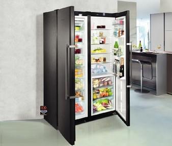 Tủ lạnh side by side chạy không lạnh do hỏng mạch